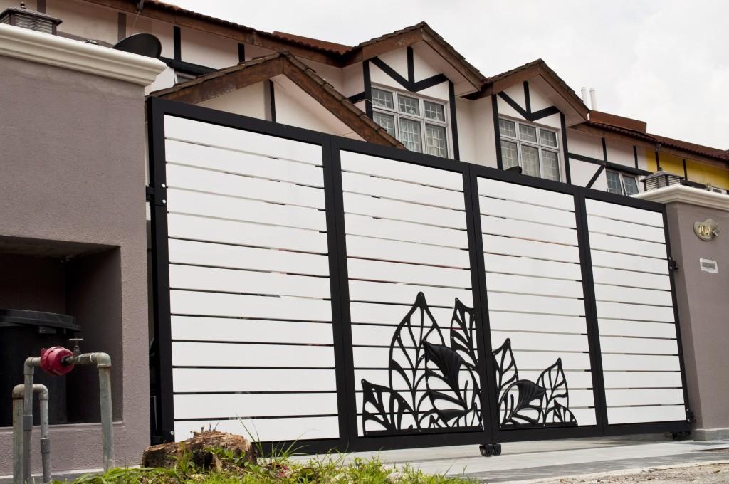 Autogate Malaysia | CSA Aluminium Folding Autogate and Fence