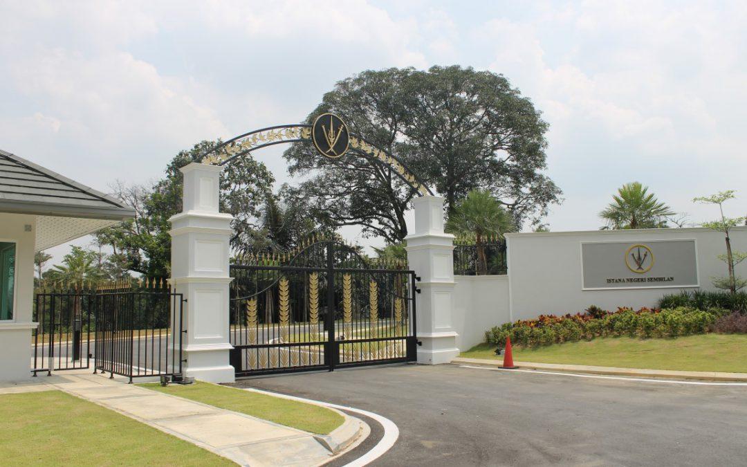 Istana Hinggap, Negeri Sembilan