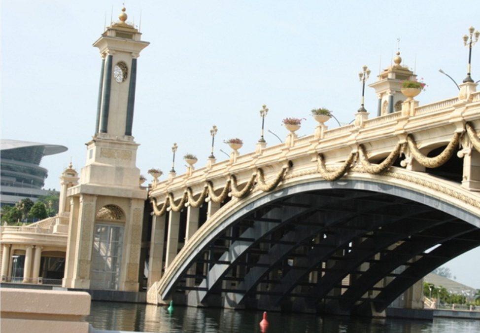 Seri Gemilang Bridge, Putrajaya